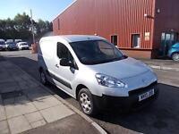 Peugeot Partner L1 850 SE 1.6 HDI 92BHP Van DIESEL MANUAL SILVER (2013)