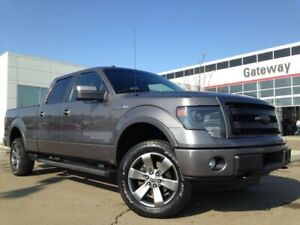 2014 Ford F-150 FX4 Supercrew Leather, Heated/Ventilated Seats,