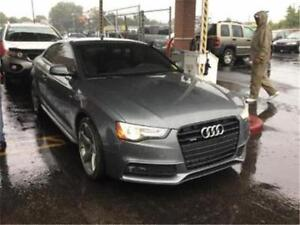 2015 Audi A5 AWD! ONLY 14105 MILES!