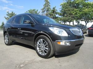 2011 Buick Enclave CXL1 LEATHER DUAL SUNROOF AWD!!