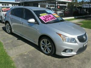 2014 Holden Cruze JH MY14 SRI Z-Series Silver 6 Speed Automatic Hatchback New Lambton Newcastle Area Preview