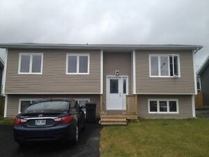 3 bedroom Main floor unit for rent available July 1st