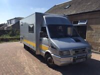 IVECO MOTORHOME CONVERSION (fully liscened by DVLA) full years MOT.