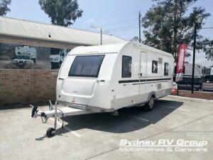2018 Adria Altea 552PK Caravan