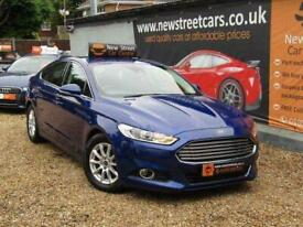 2015 Ford Mondeo 1.5 TDCi ECOnetic Titanium (s/s) 5dr Hatchback Diesel Manual