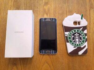 Samsung Galaxy S6 Egde Unlock  débarré bonne condition + 2 Cover