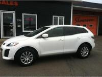 2011 Mazda CX-7 FWD... Automatic... ONLY 84000 Kms