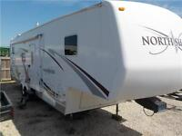 2006 NORTHSHORE 35BH 35FT WITH 2 SLIDES! 17999
