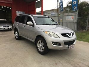 2012 Great Wall X200 Silver Manual Wagon Clontarf Redcliffe Area Preview