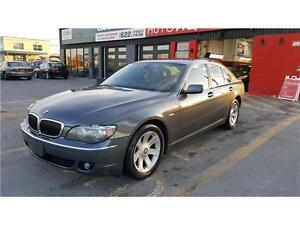2008 BMW 750I Automatic Navigation