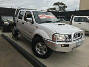 2013 Nissan Navara D22 Series 5 ST-R (4x4) White 5 Speed Manual Dual Cab Pick-up Werribee Wyndham Area Preview