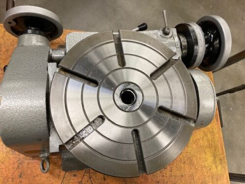 "10"" Tilting Phase II Rotary Table  NEW"