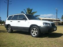 2004 Subaru Forester MY04 X 4 Speed Automatic Wagon Alberton Port Adelaide Area Preview