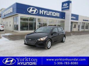 2018 Hyundai Accent GL Hatchback FWD