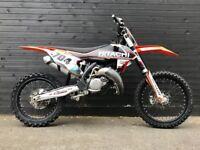 Ktm 125 sx 2017 motocross bike 150 200 250 Honda cr Suzuki Yamaha quad