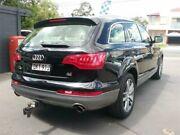 2010 Audi Q7 MY10 Upgrade 4.2 FSI Quattro Black 6 Speed Tiptronic Wagon Greenacre Bankstown Area Preview