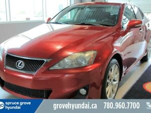 2012 Lexus IS 250 LEATHER LOADED V6 AWD LEXUS UNDER $18,000