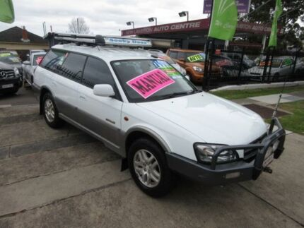 2003 Subaru Outback MY03 5 Speed Manual Wagon New Lambton Newcastle Area Preview