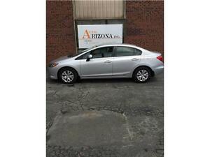2012 Honda Civic LX * Garantie prolongée*