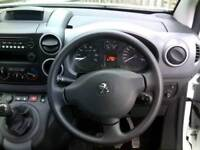 Peugeot Partner 715 S 1.6 Bluehdi 100 Crew Van Euro 6 DIESEL MANUAL WHITE (2017)