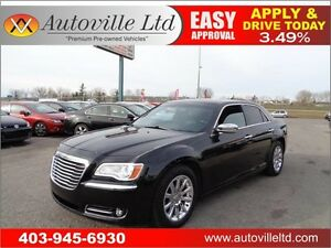 2013 Chrysler  300C HEMI Leather Nav Cam Pan-Roof, UConnect