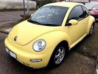 2003 Volkswagen Beetle 1.6 3dr 3 door Hatchback