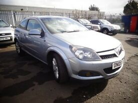 2009 09 reg vauxhall astra 1.6 sxi 3 door mot good we car £1395