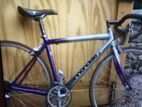 Cannondale r400 road bike