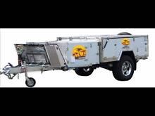 JAWA CRUSADER FORWARD FOLD OFFROAD CAMPER TRAILER Sleeps4 Maroochydore Maroochydore Area Preview