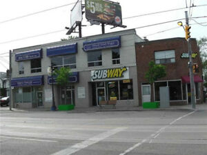 COMMERICAL OFFICE SPACE - LAKESHORE & ROYAL YORK