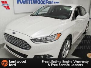 2016 Ford Fusion SE AWD ecoboost with NAV, back up cam, power se