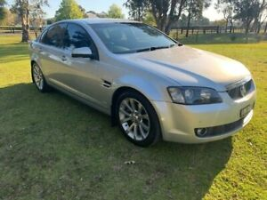 2009 Holden Calais VE MY09.5 V Silver 6 Speed Automatic Sedan Tuggerah Wyong Area Preview