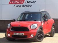 2014 MINI COUNTRYMAN 1.6 Cooper D 5dr