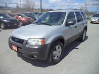2003 Ford Escape XLT LEATHER SUNROOF LOADED