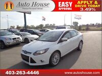2013 Ford Focus SE AUTO LOW KM 90 DAYS NO PAYMENTS
