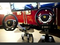 Thrustmaster Ferrari Italia 458 Cockpit Racing Wheel