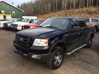 2004 FORD F-150 FX4 LOW KILOMETERS PICK UP TRUCK
