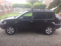 Nissan x trail - tapping spares or repairs all parts available