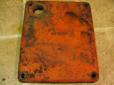 Case 580ck Wheel Tractor Power Shuttle Torque Tube Top Cover A37222 Backhoe