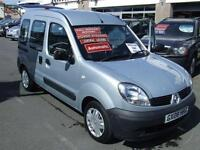2008 RENAULT KANGOO 1.6 Authentique Automatic From GBP4,995 + Retail Package