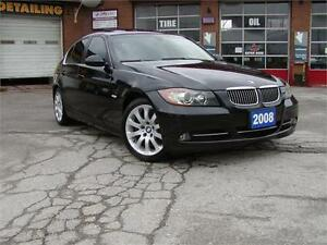 2008 BMW 3 Series 335i--Twin Turbo, Sunroof, NO ACCIDENTS!!
