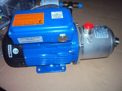 Goulds Water Technology Pressure Booster System With Pump Controller 1-12 Hp