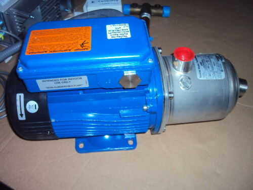 GOULDS WATER TECHNOLOGY Pressure Booster System with Pump Controller , 1-1/2 hp