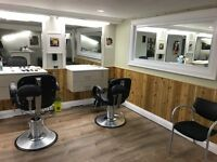 Basement Hair Salon for rent /Barbershop/Aesthetics/ Extensions