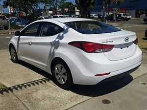 2015 Hyundai Elantra MD Series 2 (MD3) Active White 6 Speed Automatic Sedan Five Dock Canada Bay Area Preview