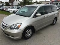 2006 Honda Odyssey EX-L PWR Sliding Doors! Leather! Sunroof! DVD