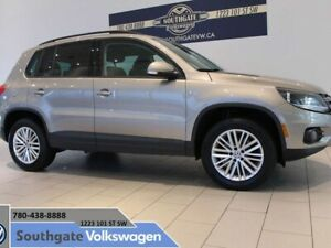 2016 Volkswagen Tiguan CERTIFIED PRE-OWNED | SPECIAL EDITION | S