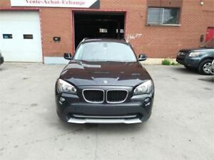 ***2012 BMW X1***FULL OPTION/CUIR/TRES PROPRE/438-820-9973.