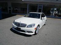 2011 Mercedes-Benz C C250 4MATIC - Navigation, Premium