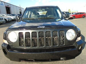 2010 Jeep Patriot 4X4 -ONE OWNER- AMAZING SHAPE--ONLY 119,000KM